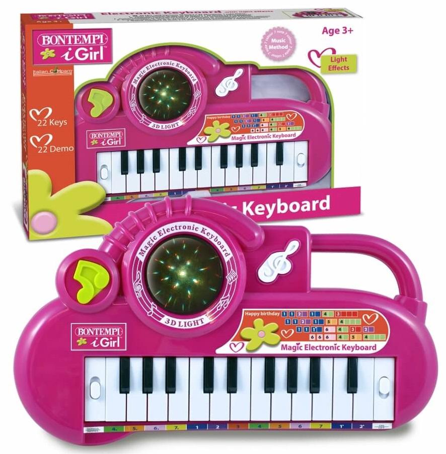 orga electronica copii