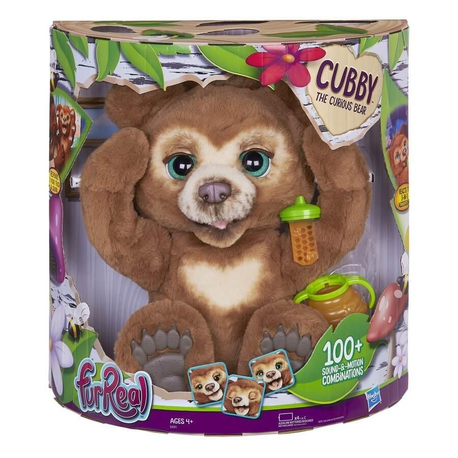 ursuletul cubby