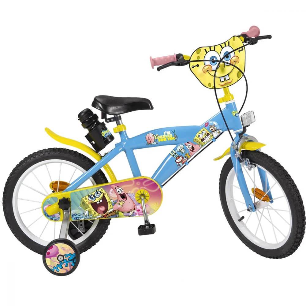 Bicicleta Sponge Bob
