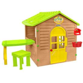 Casuta Garden House cu Usa Functionala