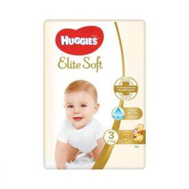 Scutece Huggies Elite Soft, Nr 3