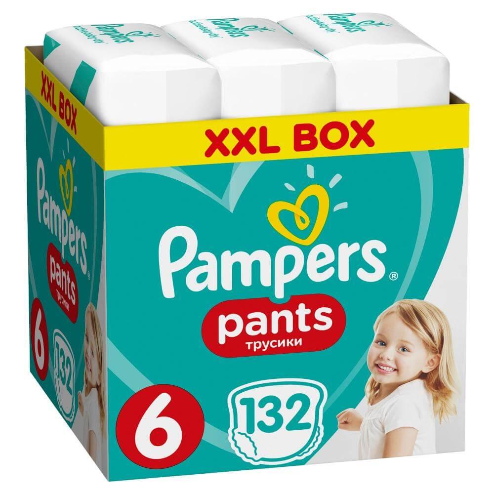 Scutece Pampers Pants XXL