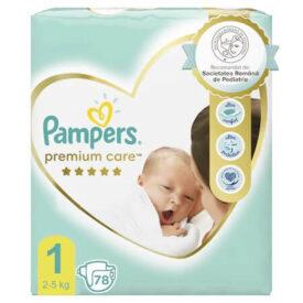 Scutece Pampers Premium Care