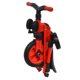 Tricicleta rosie