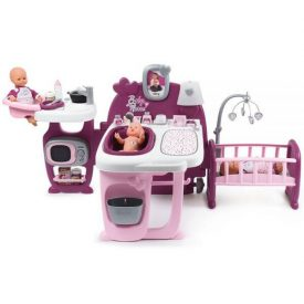 Baby Nurse Doll`S Play Center